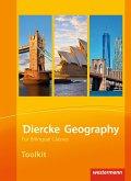 Diercke Geography Bilingual. Toolkit (Kl. 5-10)