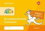 DIE BUNTE REIHE - Deutsch. Grundwortschatz Klasse 3 / 4