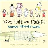 Crocodile and Friends Animal Memory Game