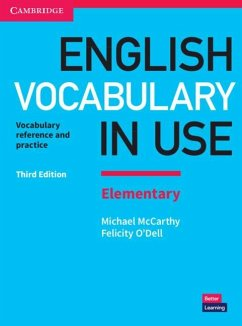 English Vocabulary in Use Elementary Book with ...