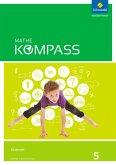 Mathe Kompass 5. Förder-Arbeitsheft. Bayern