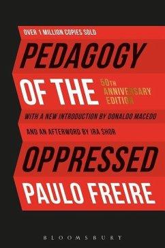 Pedagogy of the Oppressed - Freire, Paulo