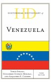 Historical Dictionary of Venezuela, Third Edition