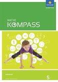 Mathe Kompass 5. Arbeitsheft mit Lösungen. Bayern
