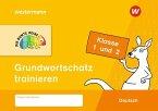 DIE BUNTE REIHE - Deutsch. Grundwortschatz trainieren Klasse 1 und 2