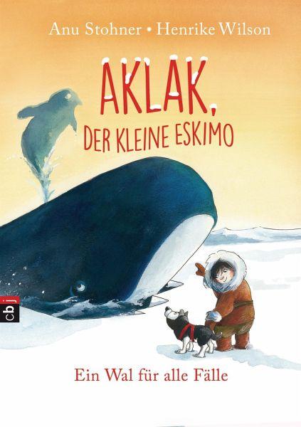 Buch-Reihe Aklak, der kleine Eskimo