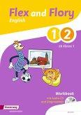 Flex and Flory 1-4. Workbook 1 / 2 mit Schüler-Audio-CD und Diagnoseheft