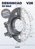 DesignCAD 3D MAX V26 - Professionelle CAD-Software für 2D-/3D-CAD