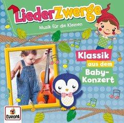 LiederZwerge - Klassik aus dem Babykonzert, 1 A...