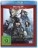 Pirates of the Caribbean: Salazars Rache (Blu-ray 3D + Blu-ray)