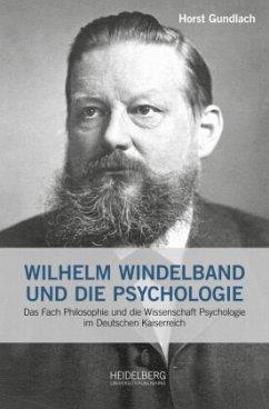 Wilhelm Windelband und die Psychologie