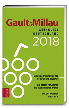 Gault&Millau WeinGuide Deutschland 2018 - Wiegelmann, Britta