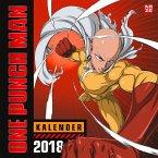 One Punch Man Kalender 2018