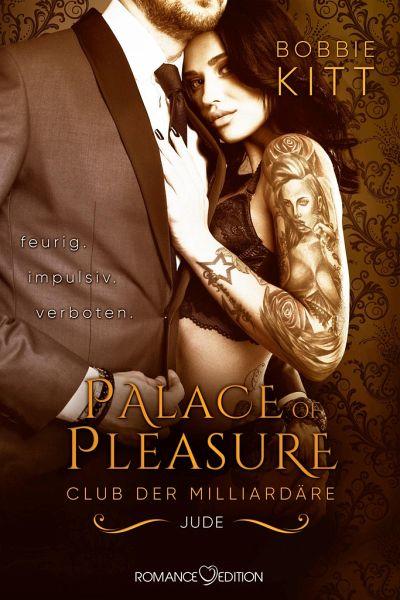 Buch-Reihe Palace of Pleasure - Club der Milliardäre