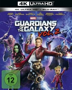 Guardians of the Galaxy Vol. 2 - 2 Disc Bluray