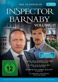 Inspector Barnaby Vol. 27 DVD-Box - Inspector Barnaby