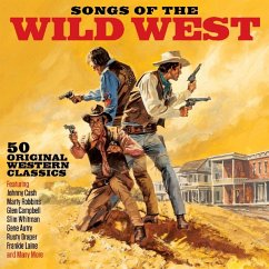 Songs Of The Wild West - Diverse