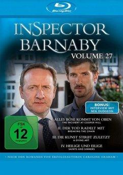 Inspector Barnaby Vol. 27 - 2 Disc Bluray