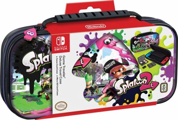 Travel Case Splatoon 2 NNS51