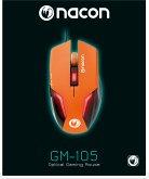 Optical Gaming Mouse GM-105 (orange)