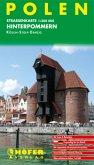 Höfer Straßenkarte Polen, Hinterpommern