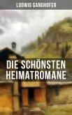 Die schönsten Heimatromane von Ludwig Ganghofer (eBook, ePUB)