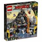 LEGO® NINJAGO 70631 Garmadons Vulkanversteck