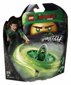LEGO® NINJAGO 70628 Spinjitzu-Meister Lloyd