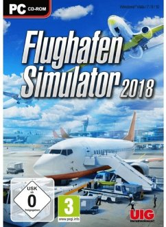 Airport Simulator 2018 (PC)