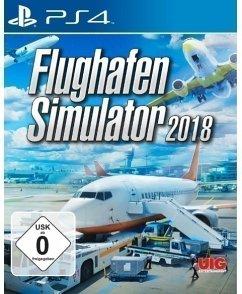 Airport Simulator 2018 (PlayStation 4)