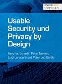 Usable Security und Privacy by Design (eBook, ePUB)