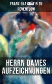Herrn Dames Aufzeichnungen (eBook, ePUB)