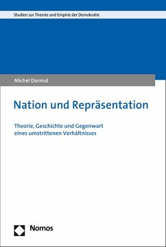 Nation und Repräsentation (eBook, PDF) - Dormal, Michel