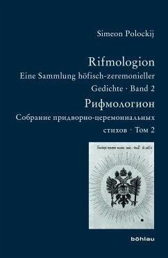 Rifmologion - Polockij, Simeon