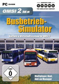 OMSI 2 - AddOn Busbetrieb-Simulator