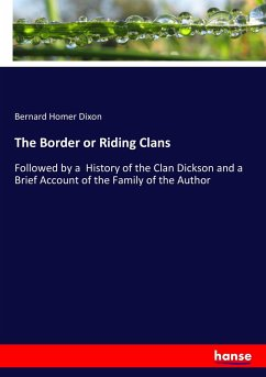 The Border or Riding Clans
