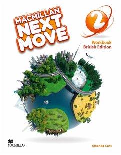 Macmillan Next Move 2. British Edition / Workbook