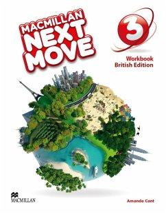 Macmillan Next Move 3. British Edition / Workbook