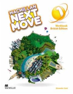 Macmillan Next Move 1. British Edition / Workbook