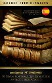 50 Obras Maestras Que Debes Leer Antes De Morir: Vol. 3 (Golden Deer Classics) (eBook, ePUB)