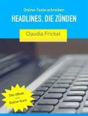 Online-Texte - Headlines, die zünden (eBook, ePUB)