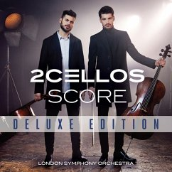Score (Deluxe Edition/Cd+Dvd) - 2cellos/London Symphony Orchestra
