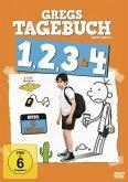 Gregs Tagebuch 1, 2, 3 & 4 DVD-Box