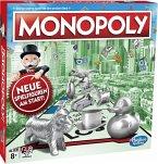 Hasbro C1009100 - Monopoly Classic, Neuauflage 2017, Familienspiel