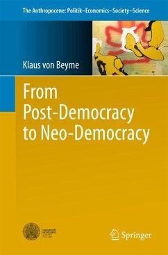 From Postdemocracy to Neo-Democracy - Beyme, Klaus von