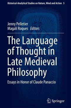 The Language of Thought in Late Medieval Philos...
