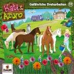 Kati & Azuro - Gefährliche Dreharbeiten, 1 Audio-CD