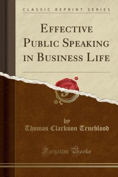 Effective Public Speaking in Business Life (Cla...