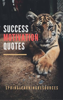 SUCCESS MOTIVATION QUOTES (eBook, ePUB)
