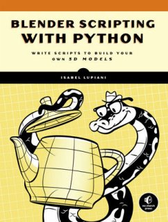 Blender Scripting with Python: Write Scripts to...